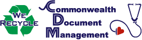 Commonwealth Document Management Logo